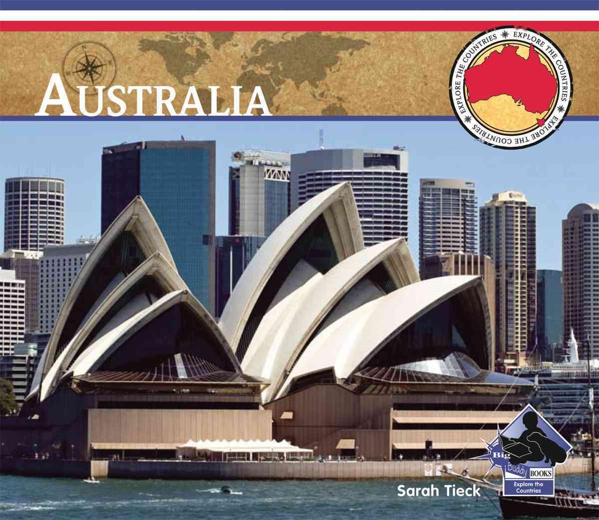Australia By Tieck, Sarah